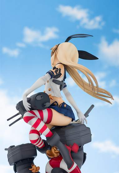 Shimakaze (Kantai Collection) PVC-Statue 1/7 22cm Phat
