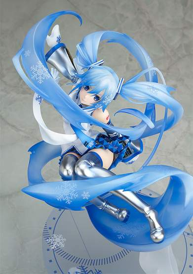 Snow Miku (Character Vocal Series 01) PVC-Statue 1/7 28cm Good Smile Company