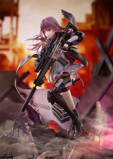 ST AR-15 (Girls Frontline) PVC-Statue 1/7 27cm Phat Company