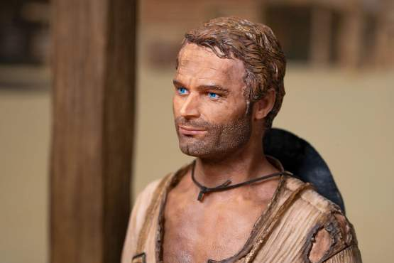 Terence Hill (1970) Resin-Statue 1/6 36cm supacraft
