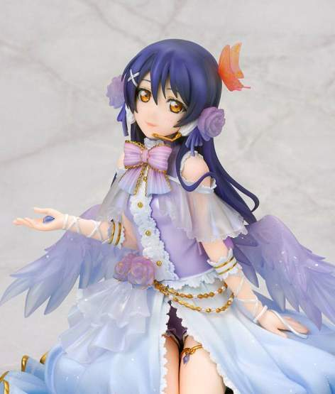 Umi Sonoda White Day Version (Love Live! School Idol Festival) PVC-Statue 1/7 15cm Alter