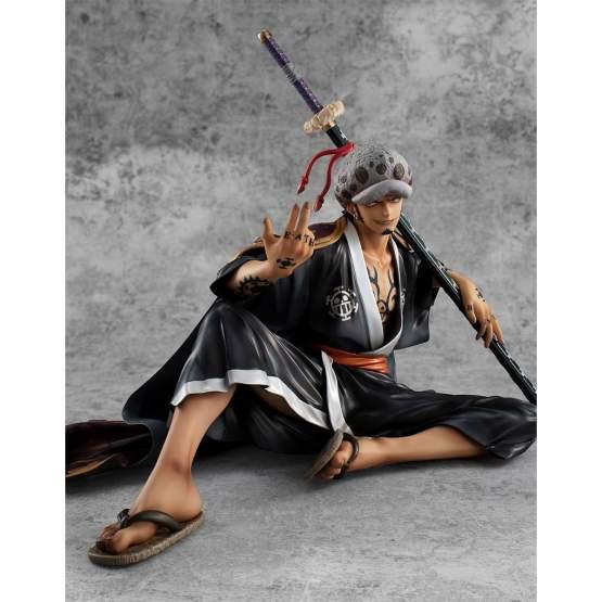 Warriors Alliance Trafalgar Law (One Piece) Excellent Model P.O.P. PVC-Statue 12cm Megahouse