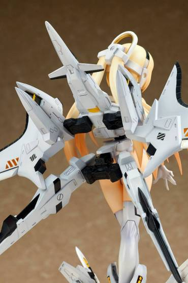 Ann Image Model (Busou Shinki) PVC-Statue 21cm Ques Q