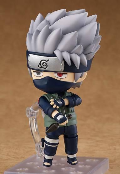Kakashi Hatake (Naruto Shippuden) Nendoroid 724 Actionfigur 10cm Good Smile Company -NEUAUFLAGE-