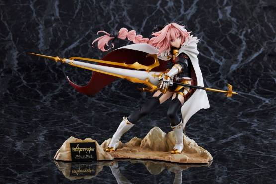 Rider of Black Astolfo - The Great Holy Grail War (Fate/Apocrypha) PVC-Statue 1/8 20cm Aniplex