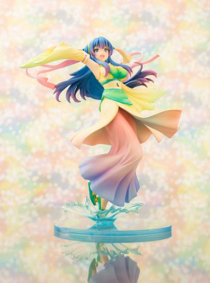 Rurisen (Reikenzan) PVC-Statue 1/8 23cm Emon Toys