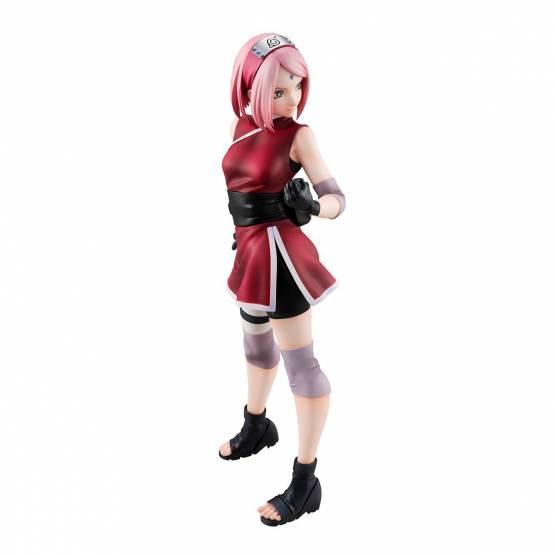 Sakura Haruno Version 2 (Naruto Shippuden) Naruto Gals PVC-Statue 21cm Megahouse