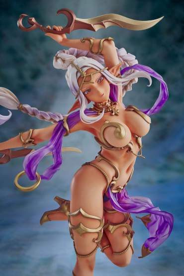 1st Villager Natigura (Original Character Dark Elf Village Series) PVC-Statue 1/7 25cm Vertex