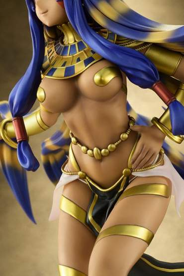 Caster/Nitocris Limited Edition (Fate/Grand Order) PVC-Statue 1/7 27cm Amakuni