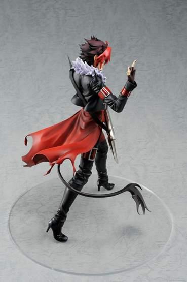 Crow (Show by Rock!!) PVC-Statue 1/7 23cm Amakuni