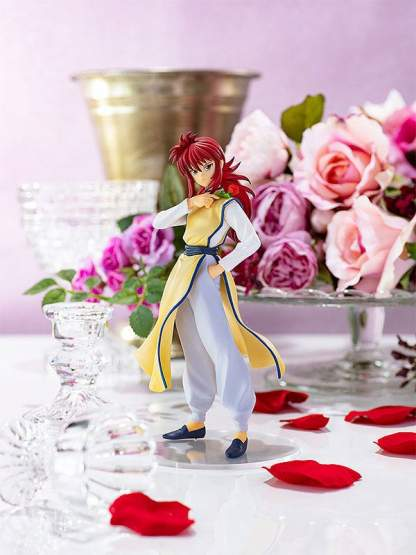 Kurama (Yu Yu Hakusho) POP UP PARADE PVC-Statue 17cm Good Smile Company