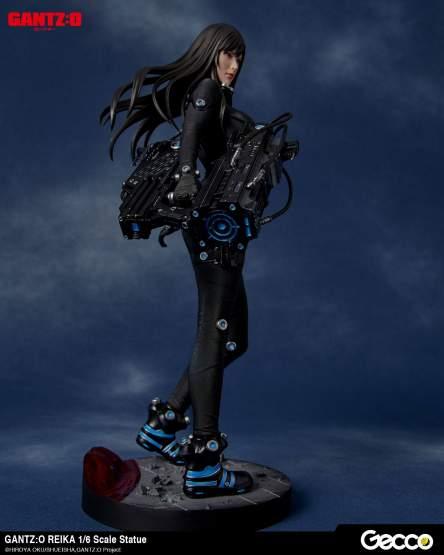 Reika (Gantz:O) PVC-Statue 1/6 30cm Gecco