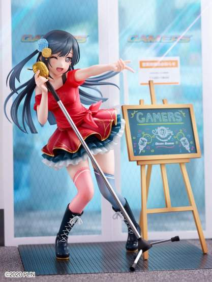 Setsuna Yuuki DT-180 (Love Live! School Idol Festival) PVC-Statue 1/7 21cm Wave