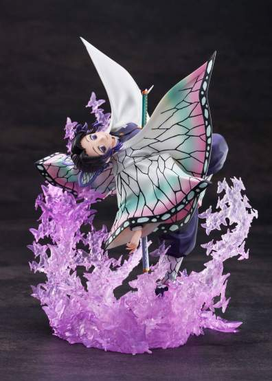 Shinobu Kocho (Demon Slayer Kimetsu no Yaiba) PVC-Statue 1/8 22cm Aniplex