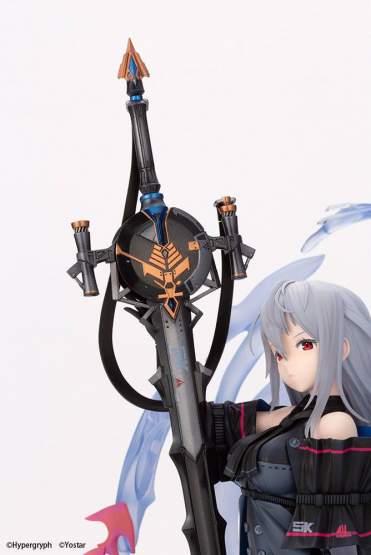 Skadi Elite 2 Version (Arknights) PVC-Statue 1/7 22cm Kotobukiya