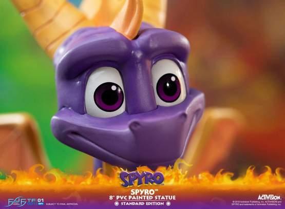 Spyro (Spyro the Dragon) PVC-Statue 20cm First 4 Figures