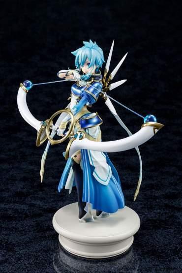 The Sun Goddess Solus - Sinon (Sword Art Online Alicization) PVC-Statue 1/8 22cm Genco