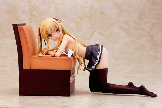 Eriri Spencer Sawamura (Saekano: How to Raise a Boring Girlfriend) PVC-Statue 1/7 14cm Alphamax