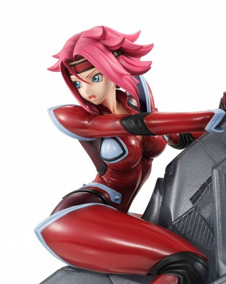 Kallen Kozuki (Code Geass: Lelouch of the Rebellion R2) G.E.M. PVC-Statue 1/8 18cm Megahouse