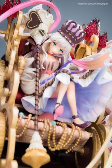 Merc / Franchir (Merc Storia) PVC-Statue 1/8 14cm Core Play