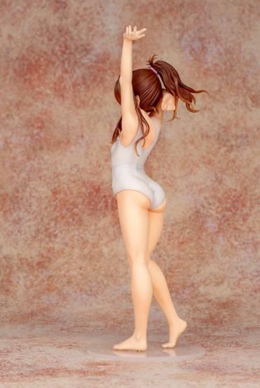 Mikan Yuuki White Swimsuit Version (To Love-Ru Darkness) PMMA (PVC-L)-Statue 1/8 19cm Fots Japan