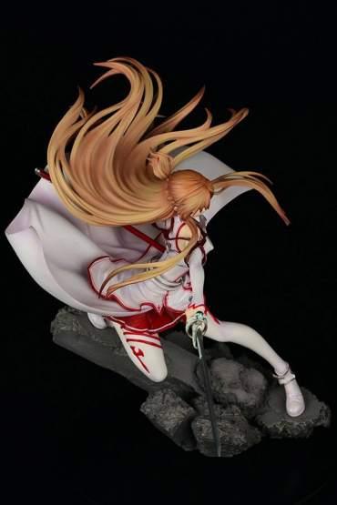 Asuna Version Glint Senkou (Sword Art Online) PVC-Statue 1/6 29cm Orca Toys