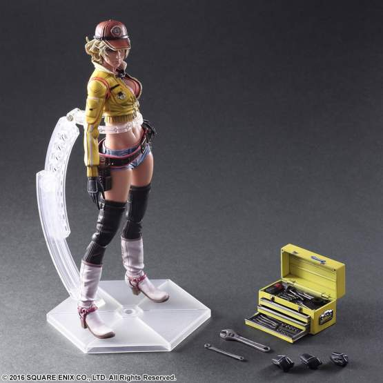 Cindy Aurum (Final Fantasy 15) Play Arts Kai Actionfigur 28cm Square Enix