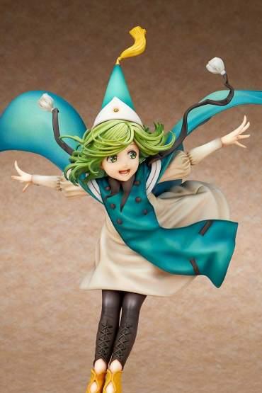 Coco (Witch Hat Atelier) PVC-Statue 1/6 25cm Ques Q