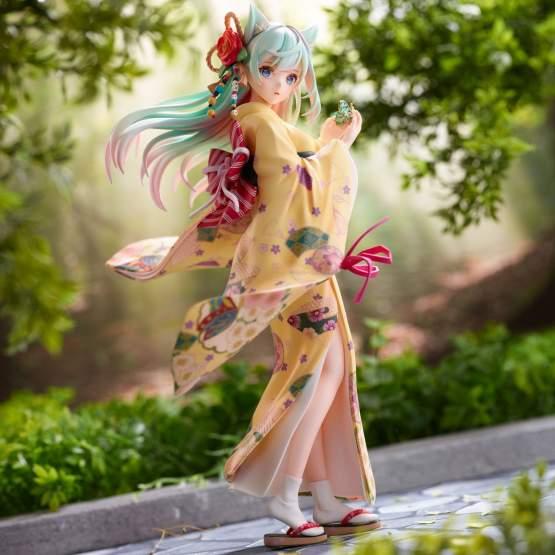 Cross (Original Character) DSmile PVC-Statue 23cm Union Creative