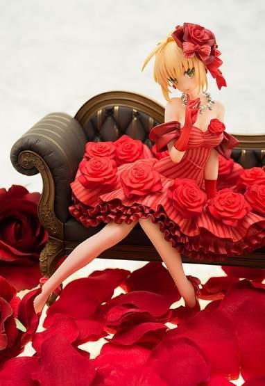 Idol Emperor/Nero (Fate/Extra) PVC-Statue 1/7 19cm Good Smile Company