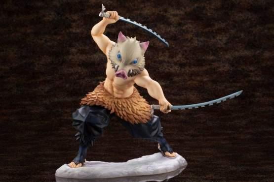 Inosuke Hashibira (Demon Slayer Kimetsu no Yaiba) ARTFXJ PVC-Statue 1/8 18cm Kotobukiya