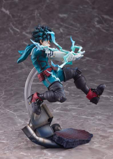 Izuku Midoriya (My Hero Academia) PVC-Statue 1/8 21cm Takara Tomy