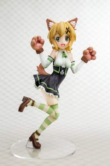 Kirika Akatsuki Maid Version (Senki Zesshou Symphogear GX) PVC-Statue 1/8 18cm Bellfine