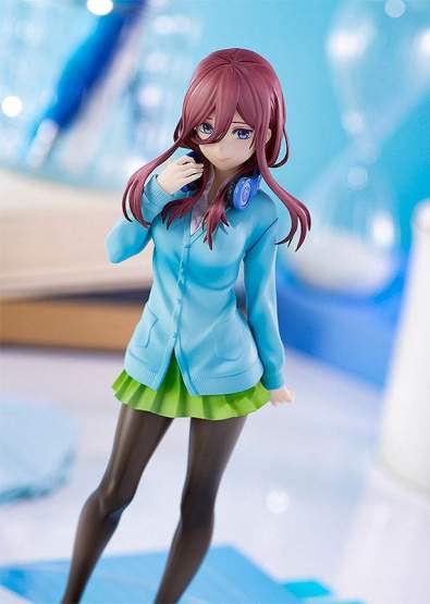 Miku Nakano (The Quintessential Quintuplets) POP UP PARADE PVC-Statue 17cm Good Smile Company