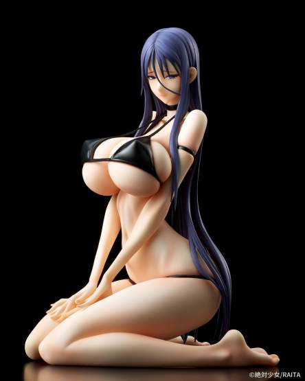 Misanee Black Bikini Version (Magical Girl Mahou Shoujo) PVC-Statue 1/7 17cm BEAT