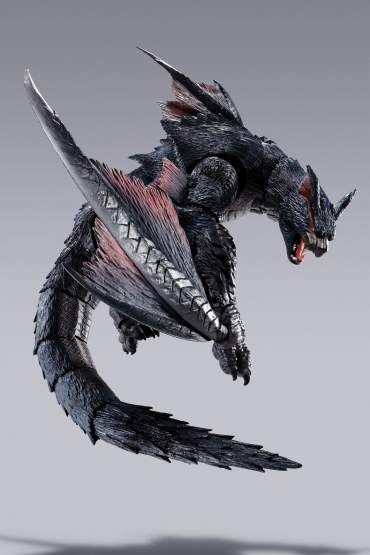 Nargacuga (Monster Hunter) S.H. MonsterArts-Actionfigur 30cm Bandai Tamashii Nations