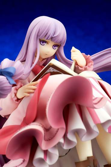 Patchouli Knowledge (Touhou Project The Unmoving Great Library) PVC-Statue 1/8 12cm QuesQ