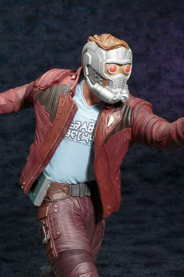 Star Lord with Groot (Guardians of the Galaxy) ARTFX PVC-Statue 1/6 32cm Kotobukiya