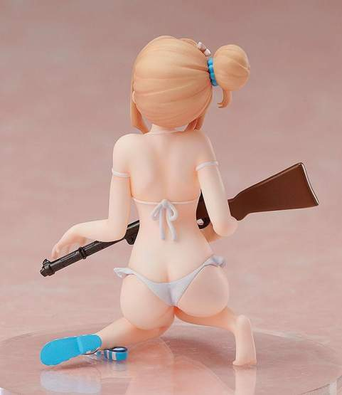 Suomi KP-31 Swimsuit Version (Girls Frontline) S-style PVC-Statue 1/12 10cm FREEing