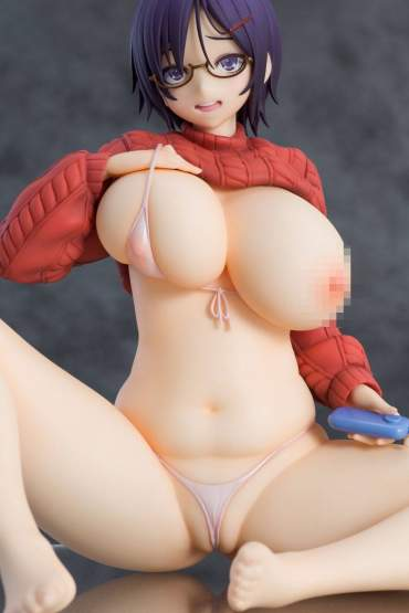 Tachikawa Tomoko (Gucho Gucho Sakari-chan) PVC-Statue 1/6 15cm Orchid Seed