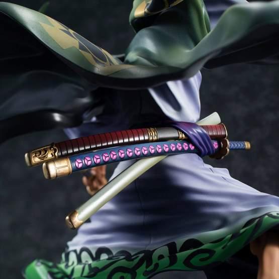 Zorojuro (One Piece Warriors Alliance) P.O.P. SOC PVC-Statue 1/8 18cm Megahouse