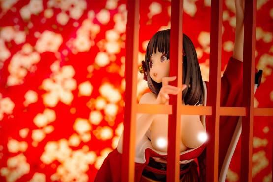 Ade-Sugata III by Gamo Tsukinowa (Original Character) PVC-Statue 1/7 20cm Native / Magic Bullets