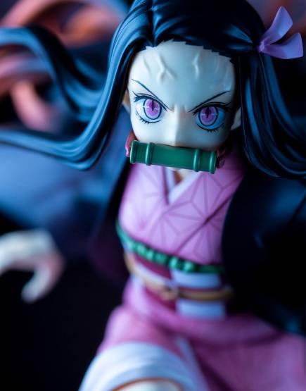 Nezuko Kamado (Demon Slayer Kimetsu no Yaiba) ARTFXJ PVC-Statue 1/8 14cm Kotobukiya