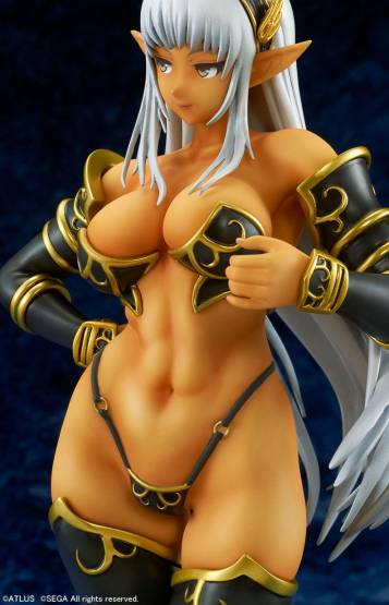 The Dark Elf Beastmaster (Dragon's Crown) PVC-Statue 1/7 30cm Q-Six