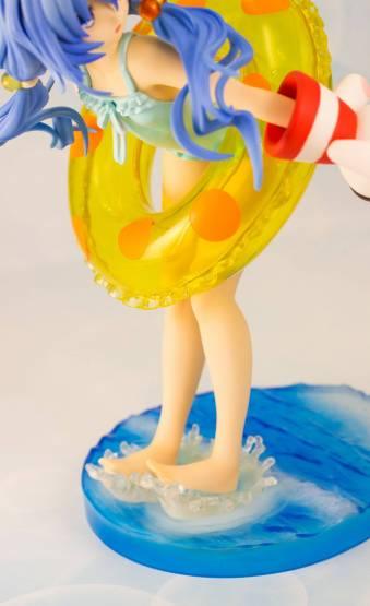 Yoshino Splash Summer Version (Date A Live) PVC-Statue 1/7 21cm PLUM
