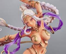 1st Villager Natigura Antenna LTD (Original Character Dark Elf Village Series) PVC-Statue 1/7 25cm Vertex