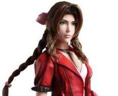 Aerith Gainsborough (Final Fantasy 7 Remake) Play Arts Kai Actionfigur 25cm Square Enix