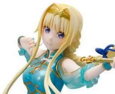 Alice China Dress Version (Sword Art Online Alicization War of Underworld) PVC-Statue 1/7 23cm FuRyu