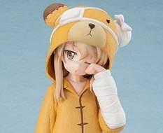 Alice Shimada Boco Pajamas Version (Girls und Panzer das Finale) PVC-Statue 1/7 21cm Amakuni
