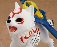 Amaterasu DX Version (Okami) Nendoroid 1365-DX Actionfigur 10cm Max Factory